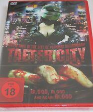 Taeter City - DVD/NEU/OVP/Sci-Fi-Horror//Starlight/FSK 18