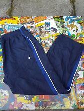 Mens Champion Track Suit Bottoms  XL Navy Shell Suit Pants Excellent Condition