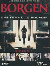 Borgen : Saison 1 (4 DVD)