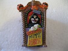 MIDWEST CREEPY HOLLOW HALLOWEEN - TICKET SELLER ACCESSORY - D56 - LEMAX