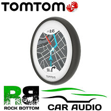 TomTom VIO Caller Display Motorbike Scooter Sat Nav with Lifetime Speed Cameras