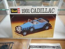 Modelkit Revell 1931 Cadillac on 1:48 in Box