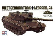 TAMIYA  1:35 KIT CARRO ARMATO WEST GERMAN TANK LEOPARD A4  ART 35112
