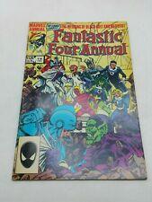 Marvel Comic Fantastic Four Annual Vol 1 No 18 1984 Q2a8