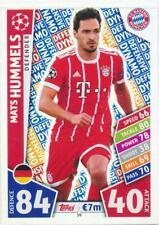 Champions League 17/18 - 59 - Mats Hummels (Defensive Dynamo)-FC Bayern München