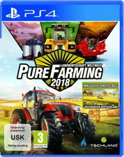 Pure Farming 2018 (Sony PlayStation 4, 2018)