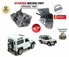 LAND ROVER DEFENDER DISCOVERY 2.5TD TD5 1998- > Neuf Démarreur NAD101240