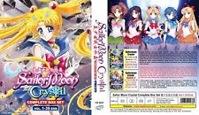 Sailor Moon Crystal (Chapter 1 - 39 End) ~ All Region ~ New ~ English Version ~