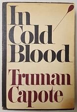 Truman Capote - In Cold Blood - ADVANCE COPY - 1st Printing, 1965