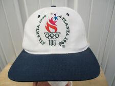 VINTAGE STARTER ATLANTA OLYMPICS XXVI 1996 SEWN SNAPBACK HAT CAP NEW W/O TAGS