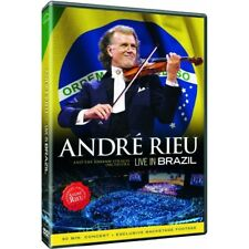 André Andre Rieu Live in Brazil DVD Music Johann Strauss Orchestra R0