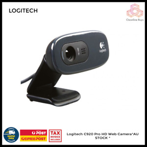 Logitech C270 HD Webcam*AU STOCK *