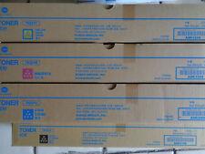 Genuine Konica Minolta TN221K BLACK TONER CARTRIDGE BIZHUB C227 C287 TN 221