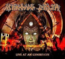 CD de musique live album pour métal
