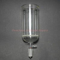 1000ml,24/40,Glass Buchner Funnel With 90mm Pore plate