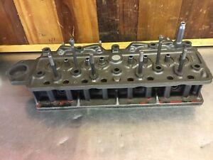 Triumph TR3 TR3A TR4 TR4A • High Port Cylinder Head #302127.         T2679