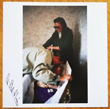"SIGNED - CHRISTOPHER STEELE-PERKINS - MOTHER'S FUNERAL LTD 6"" x 6"" MAGNUM PRINT"