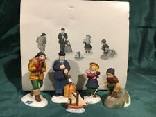 (1) Dpt 56 /Heritage/Nev #56587 Captain And His Mates�