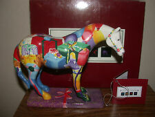 Trail of Painted Ponies A Gift Horse 1E 1349 Free Fast Insured Ship!