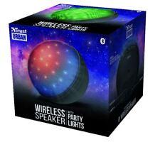 Trust Disco Orb Haut-parleur sans fil Mains libres lumières Parti intégré Lecteur MP3