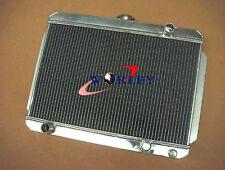 3 Rows Aluminum Radiator for HOLDEN Gemini TX TC TD TE TF TG RB 1975-1986 Manual