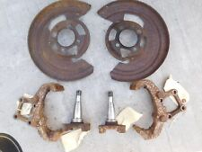 AMC DISC BRAKE CONVERSION PARTS FROM A 79 CONCORD