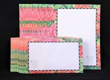 Vintage Dayspring Stationery Set 16 Printed Sheets & Envelopes In Box.