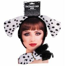 Dalmatian Dog Tail and Ears Set Child Teen Adult