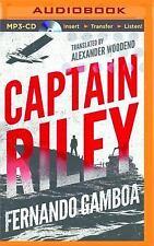 The Captain Riley Adventures: Captain Riley 1 by Fernando Gamboa (2016, MP3...