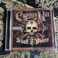 CYPRESS HILL SKULL & BONES 2 x cd sealed MINT Rap Hip Hop bonus cd