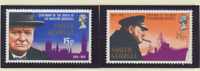 South Georgia Stamps Scott #39 To 40, Mint Never Hinged