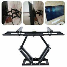 "Tilt & Swivel TV Wall Bracket Mount Samsung LG 32 42 46 47 48 49 50 52 65"" Inch"