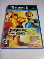 GIOCO PS2 PES PRO EVOLUTION SOCCER 6