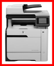 HP M375nw Printer LaserJet 300 Color - REFURBISHED ! - w/ NEW Toners / Drums !!!