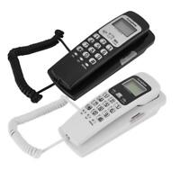 Corded Phone Big Button Landline Caller ID Home Office Hotel Telephone Durable