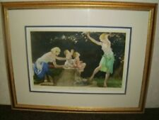 Russell Flint Framed Art Prints