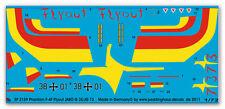 Peddinghaus 2159 1/72 Phantom F-4F Flyout Jabo 35/JG 73 Pferdsfeld