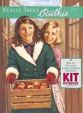 American Girl Softcover Book - Really Truly Ruthie 1932 - Companion to Kit Books