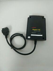 Launch X431 SUPER 16 Connector - Diagnostic interface