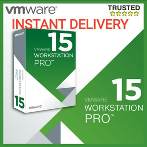VMware Workstation Pro 15 Genuine Lifetime Activation FAST DELIVERY + BEST PRICE