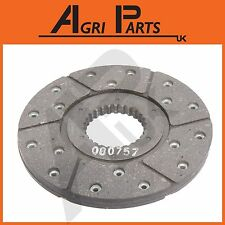 NEW Brake Friction Disc Massey Ferguson 65,135,152,155,158,165,175,178 Tractor