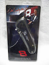 Dale Earnhardt Jr. #8 Nascar Budweiser Camping Survival Pocket Frost Knife