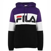 Mens Fila Urban Hoodie OTH Long Sleeve New