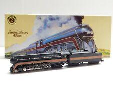 N Scale - Bachmann - Norfolk & Western Class J Steam Locomotive & Tender Train