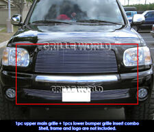For 2003-2006 Toyota Tundra Billet Grille Grill Combo Insert