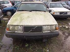 Volvo  940 965 940 960 kombi  Motorhaube in weis Baujahr 1991