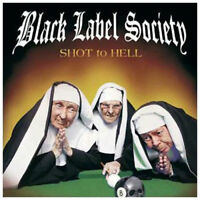 Etichetta Nera Society - Shot To Hell Nuovo CD