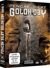 Pencak Silat Golok Day Festival Vol.1 DVD gefilmt in Indonesien !!