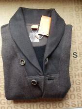 HUGO BOSS Woolen Waist Length Collared Men's Coats & Jackets