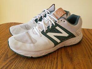 New Balance Turf 3000v3 Baseball Shoe Green/White Size 11